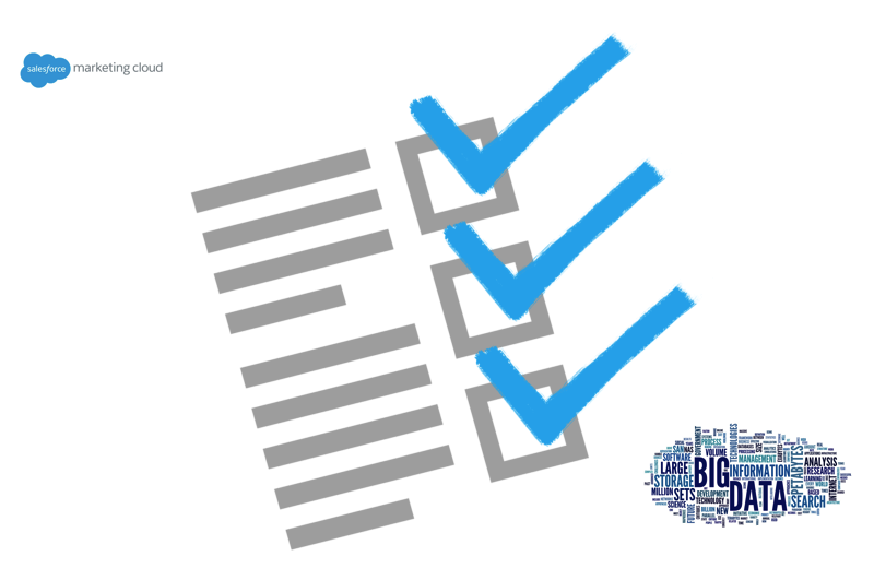 checklist-sfmc